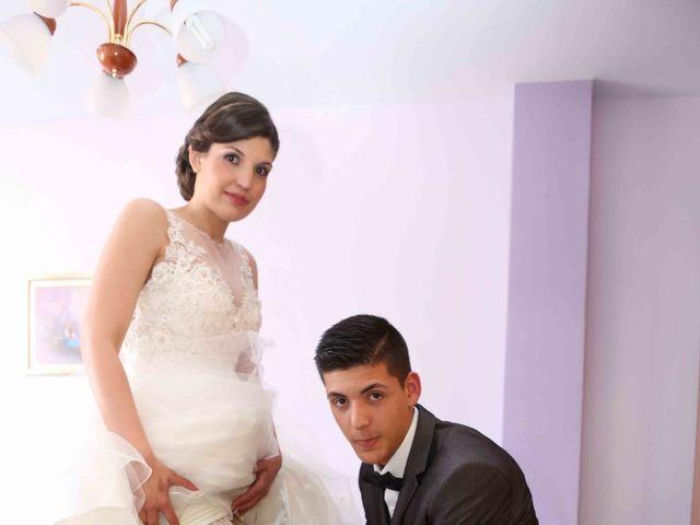 La boda de Juan Carlos y Lorena en Olula Del Rio, Almería 15