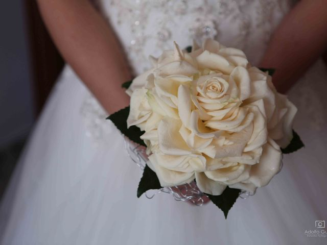 La boda de Juan Carlos y Lorena en Olula Del Rio, Almería 16