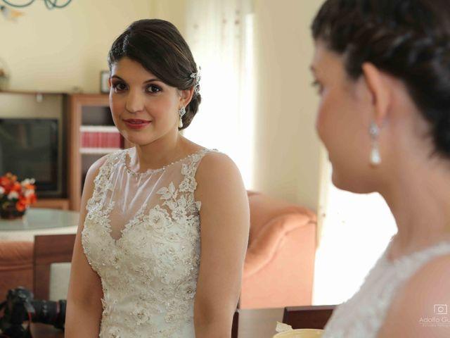 La boda de Juan Carlos y Lorena en Olula Del Rio, Almería 22