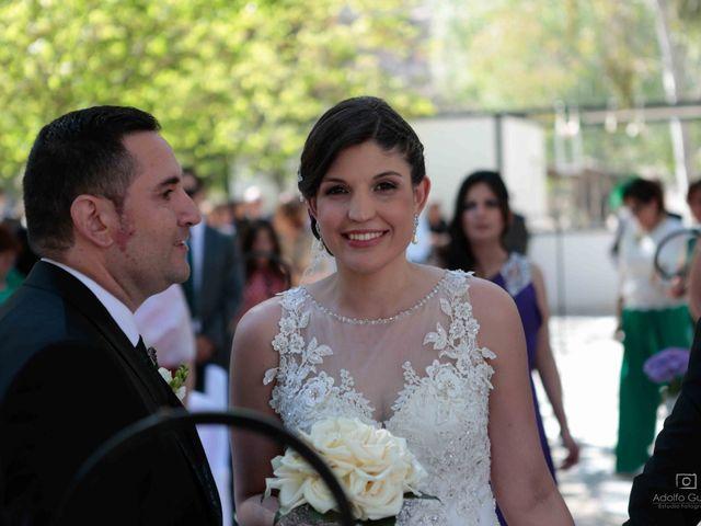 La boda de Juan Carlos y Lorena en Olula Del Rio, Almería 28