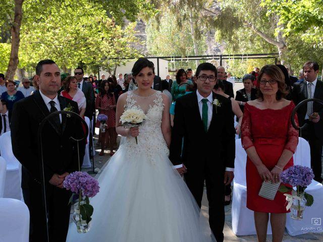 La boda de Juan Carlos y Lorena en Olula Del Rio, Almería 29