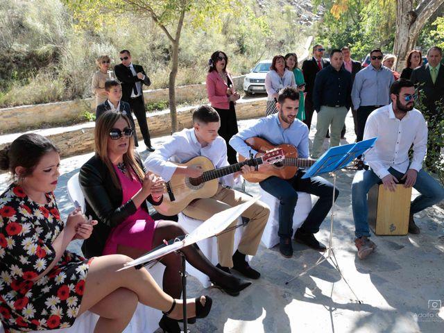 La boda de Juan Carlos y Lorena en Olula Del Rio, Almería 30