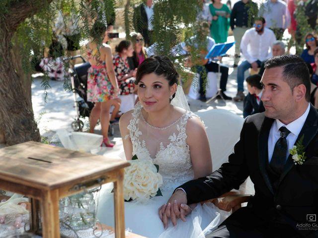 La boda de Juan Carlos y Lorena en Olula Del Rio, Almería 31