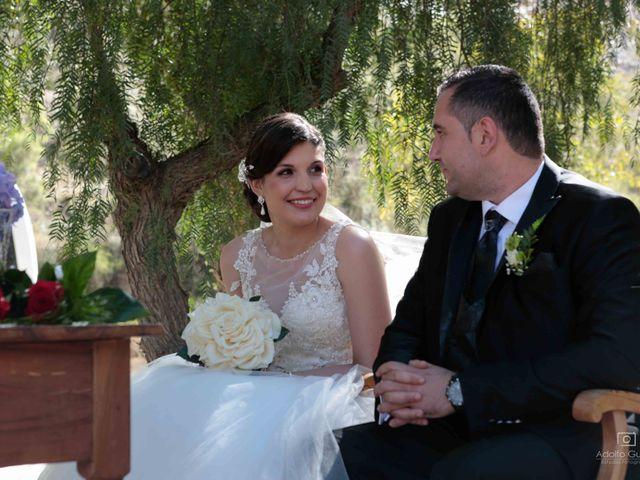La boda de Juan Carlos y Lorena en Olula Del Rio, Almería 33