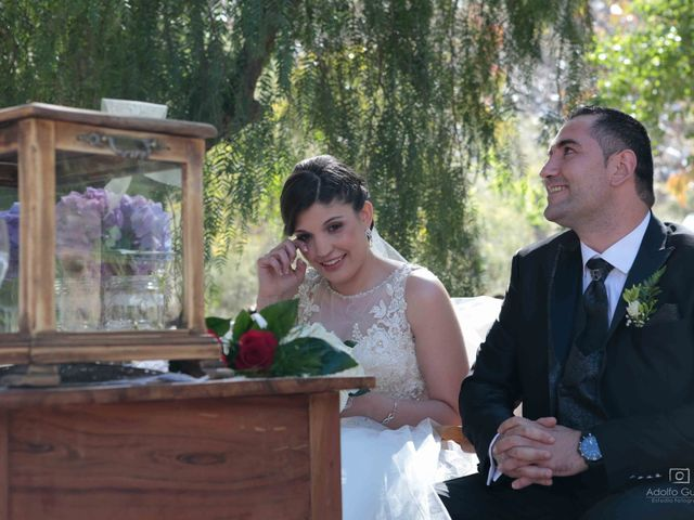 La boda de Juan Carlos y Lorena en Olula Del Rio, Almería 34