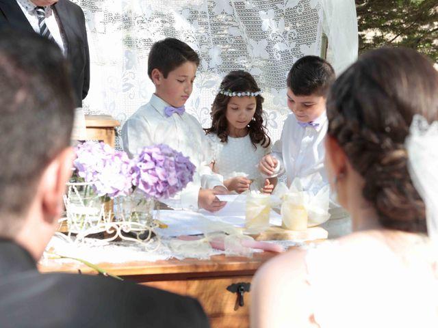 La boda de Juan Carlos y Lorena en Olula Del Rio, Almería 37