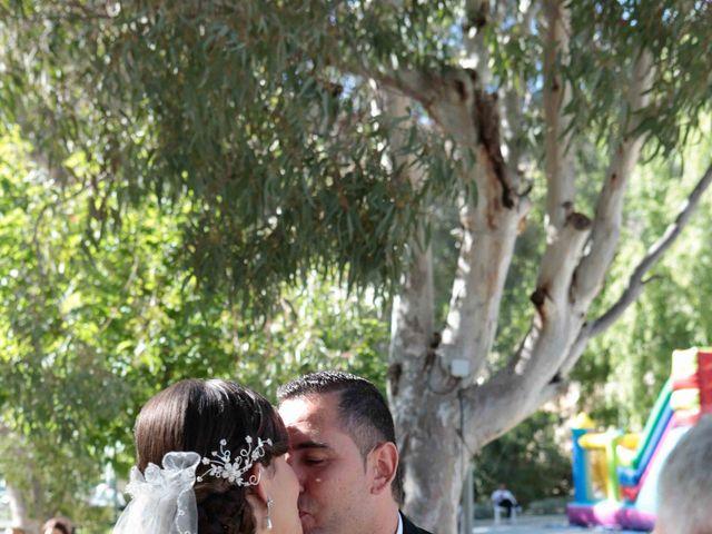 La boda de Juan Carlos y Lorena en Olula Del Rio, Almería 39