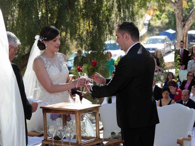 La boda de Juan Carlos y Lorena en Olula Del Rio, Almería 40