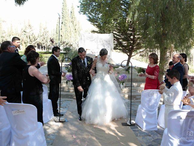 La boda de Juan Carlos y Lorena en Olula Del Rio, Almería 41
