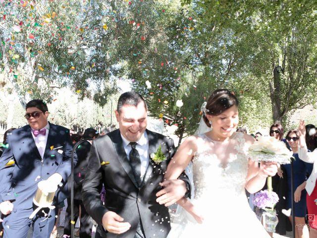 La boda de Juan Carlos y Lorena en Olula Del Rio, Almería 42