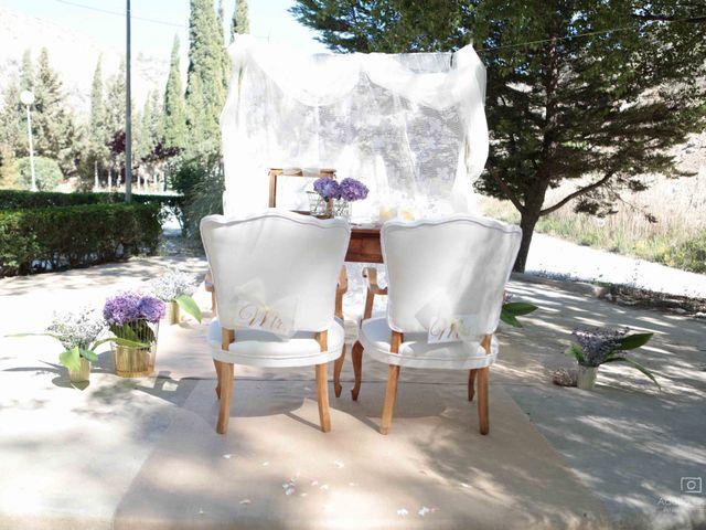 La boda de Juan Carlos y Lorena en Olula Del Rio, Almería 47