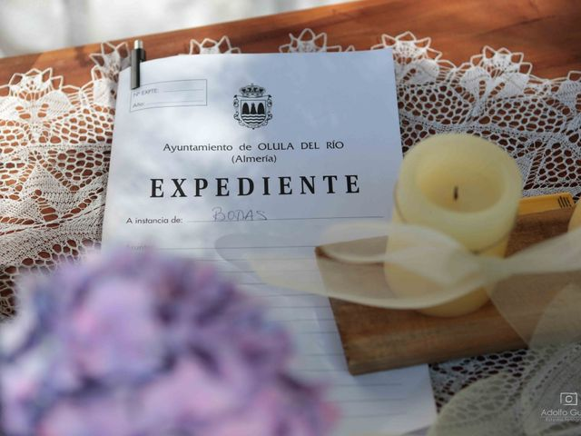 La boda de Juan Carlos y Lorena en Olula Del Rio, Almería 48