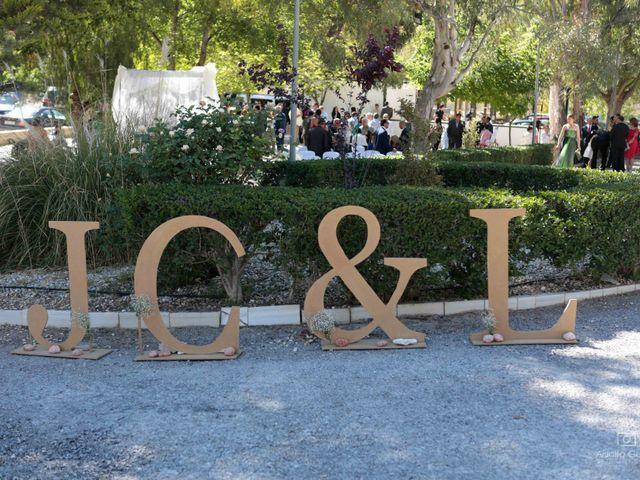 La boda de Juan Carlos y Lorena en Olula Del Rio, Almería 50