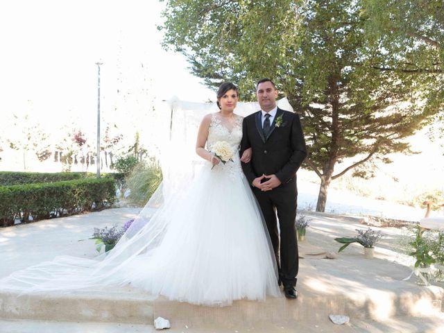 La boda de Juan Carlos y Lorena en Olula Del Rio, Almería 53