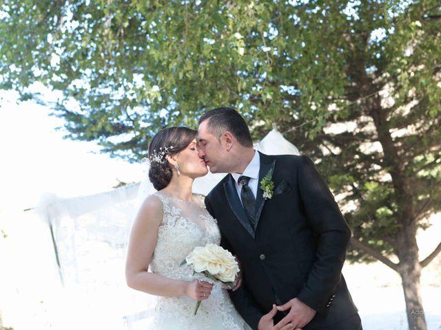La boda de Juan Carlos y Lorena en Olula Del Rio, Almería 54