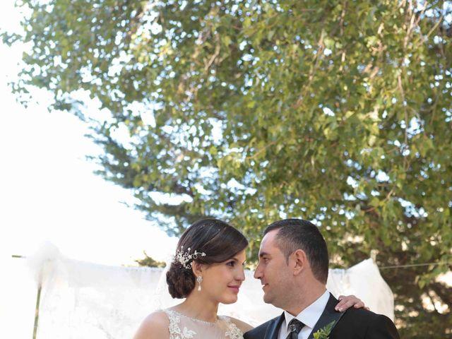 La boda de Juan Carlos y Lorena en Olula Del Rio, Almería 55