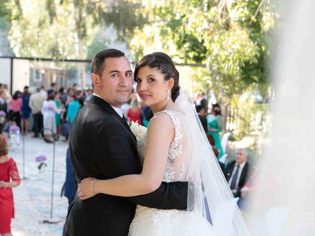 La boda de Juan Carlos y Lorena en Olula Del Rio, Almería 57