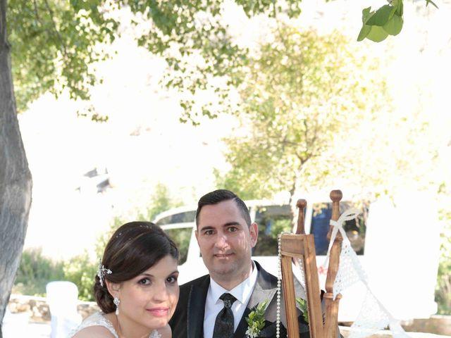 La boda de Juan Carlos y Lorena en Olula Del Rio, Almería 58