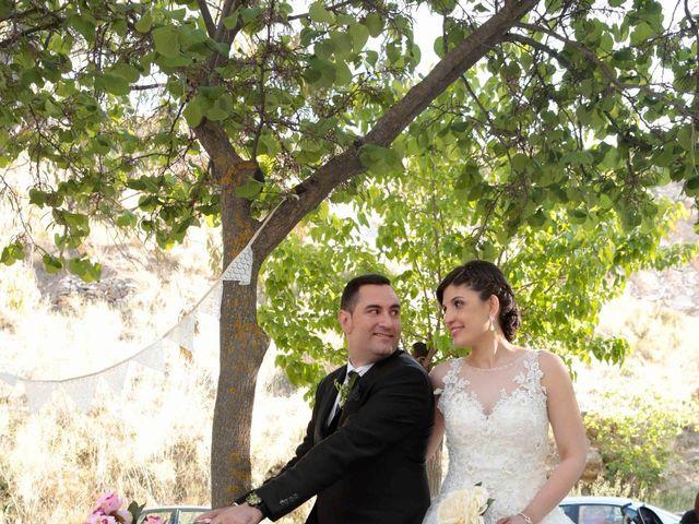 La boda de Juan Carlos y Lorena en Olula Del Rio, Almería 59