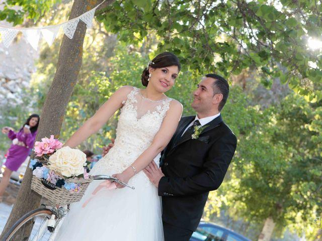 La boda de Juan Carlos y Lorena en Olula Del Rio, Almería 62