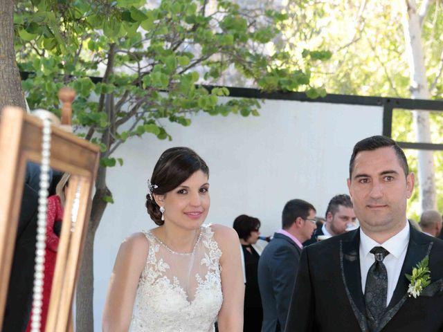 La boda de Juan Carlos y Lorena en Olula Del Rio, Almería 63