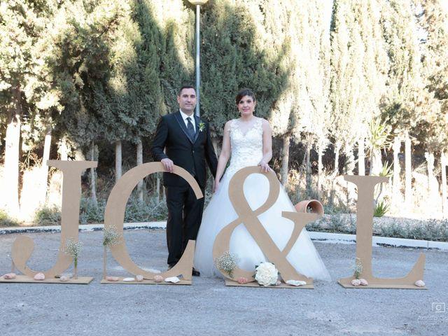 La boda de Juan Carlos y Lorena en Olula Del Rio, Almería 65