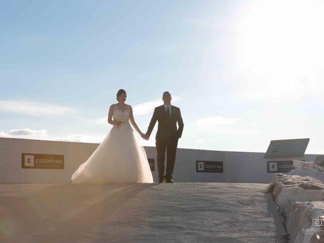 La boda de Juan Carlos y Lorena en Olula Del Rio, Almería 66