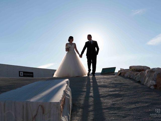 La boda de Juan Carlos y Lorena en Olula Del Rio, Almería 67