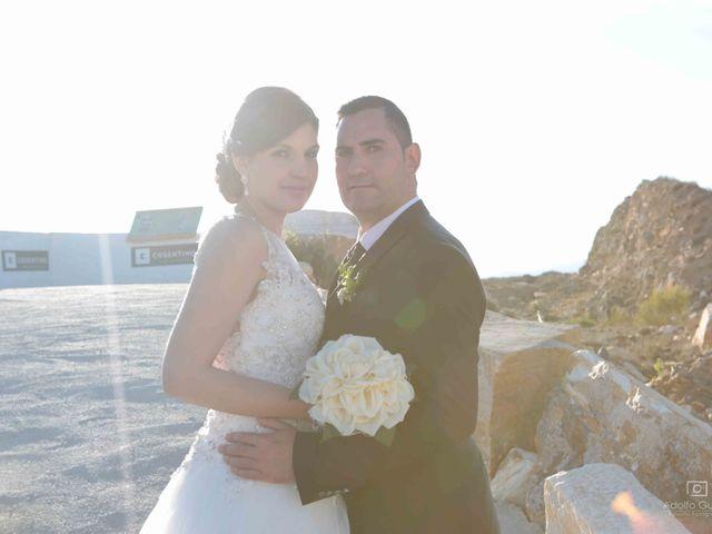 La boda de Juan Carlos y Lorena en Olula Del Rio, Almería 70