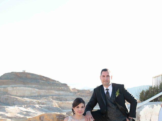 La boda de Juan Carlos y Lorena en Olula Del Rio, Almería 74