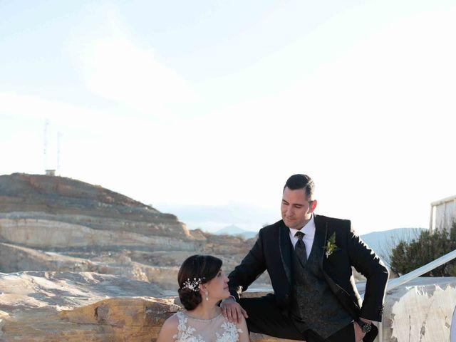 La boda de Juan Carlos y Lorena en Olula Del Rio, Almería 75