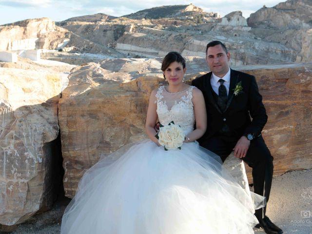 La boda de Juan Carlos y Lorena en Olula Del Rio, Almería 76