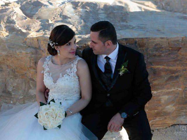 La boda de Juan Carlos y Lorena en Olula Del Rio, Almería 77