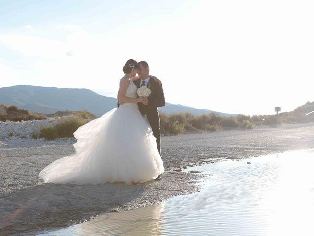 La boda de Juan Carlos y Lorena en Olula Del Rio, Almería 80