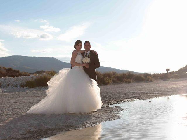 La boda de Juan Carlos y Lorena en Olula Del Rio, Almería 81
