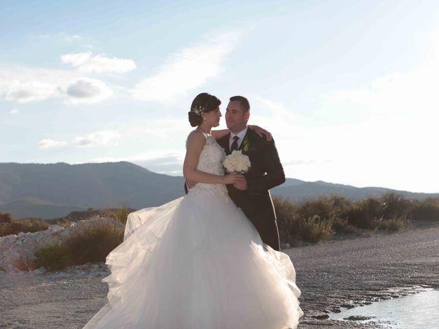 La boda de Juan Carlos y Lorena en Olula Del Rio, Almería 83