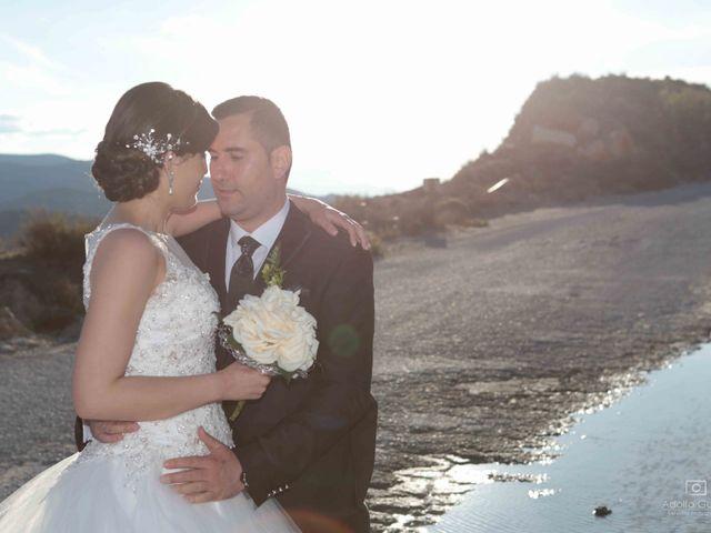 La boda de Juan Carlos y Lorena en Olula Del Rio, Almería 84