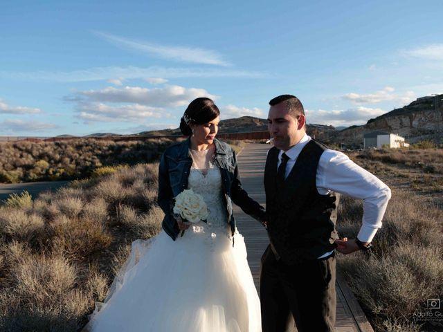 La boda de Juan Carlos y Lorena en Olula Del Rio, Almería 85