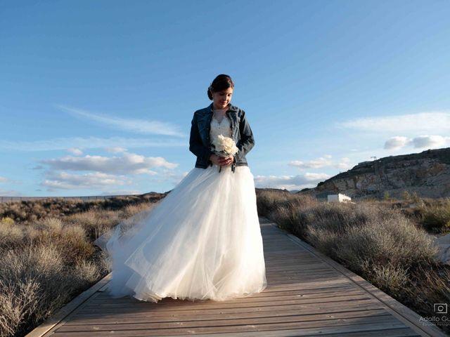 La boda de Juan Carlos y Lorena en Olula Del Rio, Almería 86