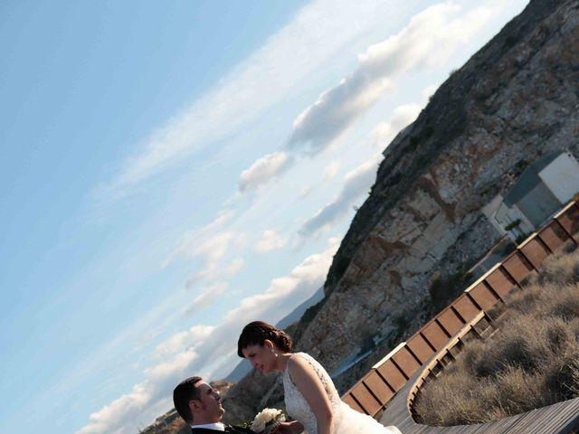 La boda de Juan Carlos y Lorena en Olula Del Rio, Almería 87