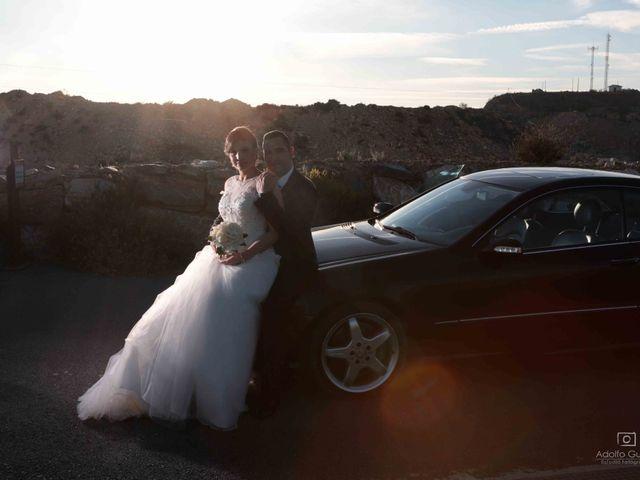 La boda de Juan Carlos y Lorena en Olula Del Rio, Almería 90