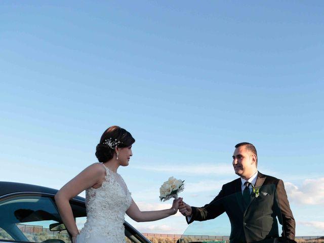 La boda de Juan Carlos y Lorena en Olula Del Rio, Almería 92
