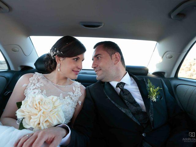 La boda de Juan Carlos y Lorena en Olula Del Rio, Almería 94