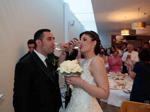 La boda de Juan Carlos y Lorena en Olula Del Rio, Almería 96