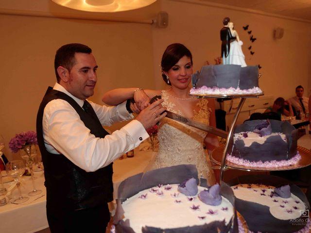 La boda de Juan Carlos y Lorena en Olula Del Rio, Almería 98