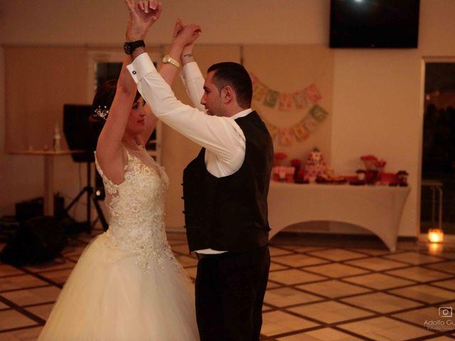 La boda de Juan Carlos y Lorena en Olula Del Rio, Almería 105