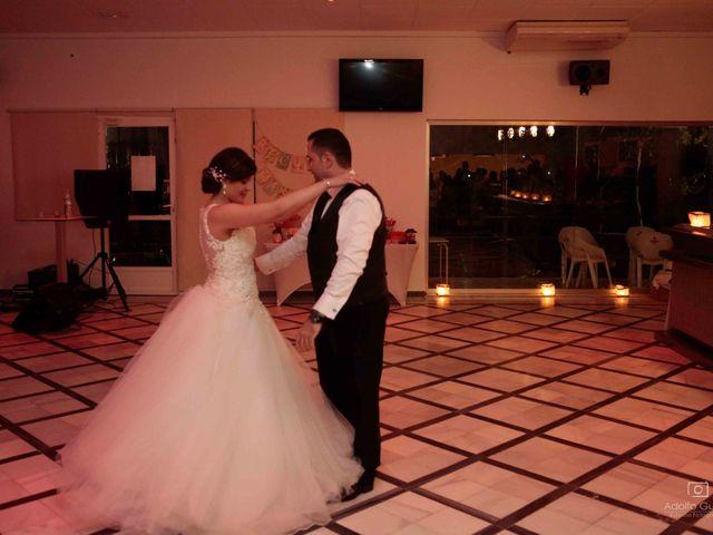 La boda de Juan Carlos y Lorena en Olula Del Rio, Almería 106