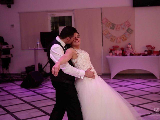 La boda de Juan Carlos y Lorena en Olula Del Rio, Almería 107