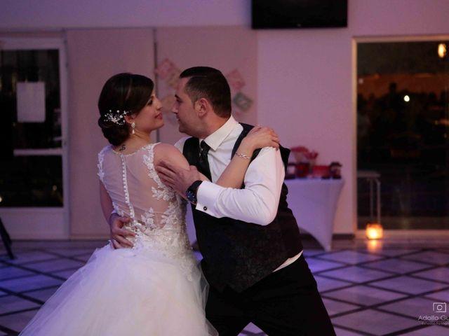 La boda de Juan Carlos y Lorena en Olula Del Rio, Almería 109