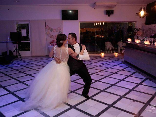 La boda de Juan Carlos y Lorena en Olula Del Rio, Almería 110